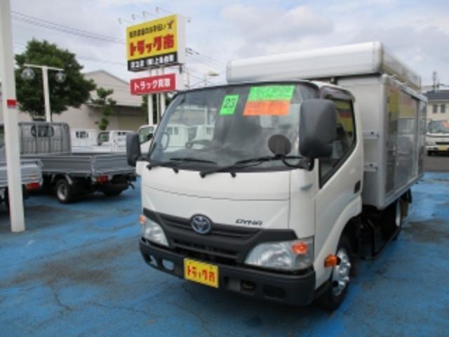 トヨタ 2.0tセミロングフルジャストロー ボトルカー