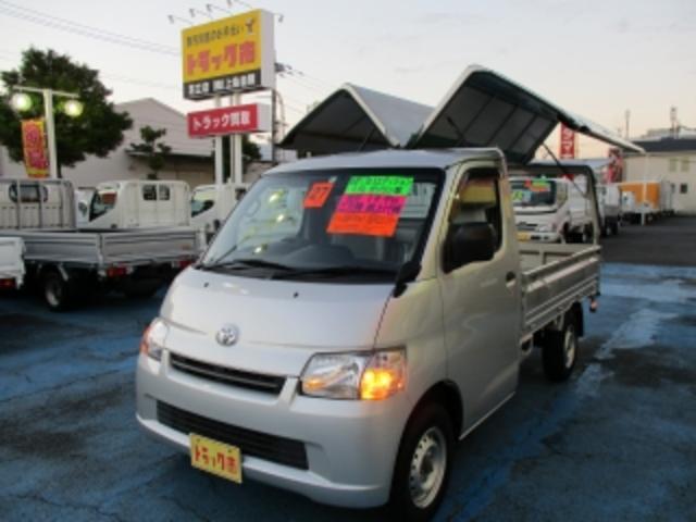 トヨタ 0.8tDX Xエディション 幌ウィング 3方開