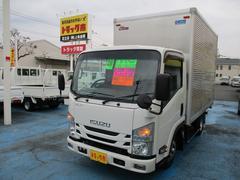 エルフトラック2.0tフルフラットローアルミV Eカーゴ10尺