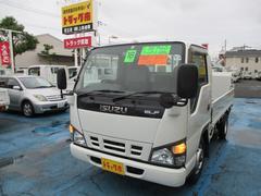 エルフトラック2.0tフラットローW アーム式PG600kg 10尺
