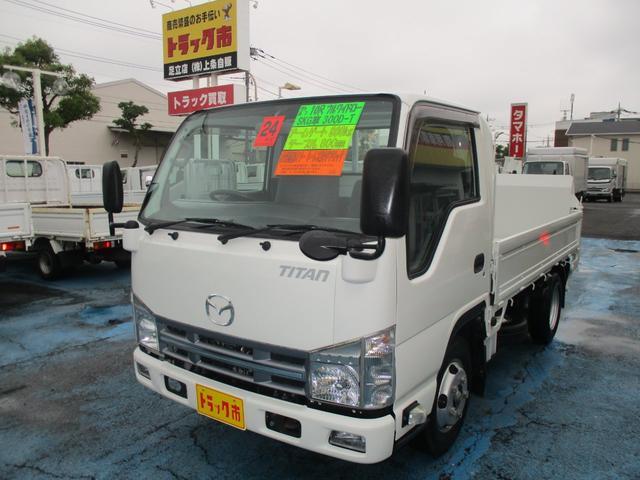 マツダ タイタントラック 2.0tフルワイドロー アーム式PG800kg 10尺