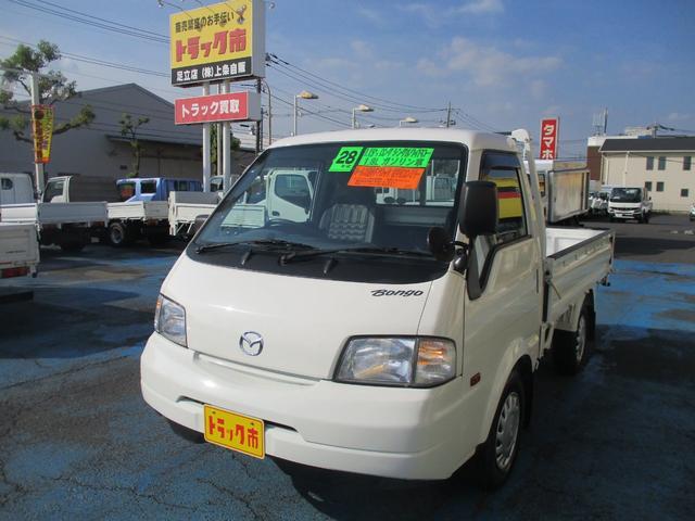 マツダ シングルワイドローDX 1.15tロング シングルワイドロー スティール荷台 W SRS ABS キーレス 左リモコンミラー 社外ETC