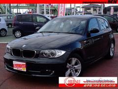 BMW120i ハイラインパッケージ 走行22300K Pスタート