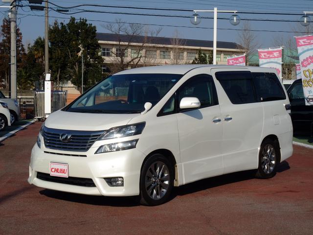 トヨタ 2.4Z プラチナセレクションII 純正ナビTV
