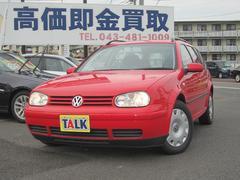 VW ゴルフワゴンE 走行5.2万Km 天張り張り替渡し CDオーディオ
