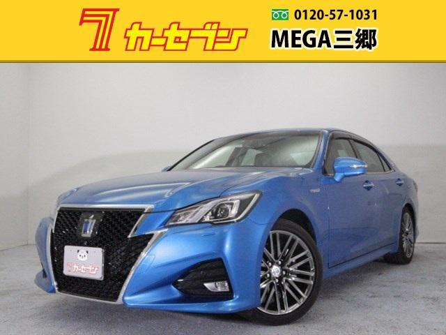 トヨタ アスリートGジャパンカラーSLC当社直接買取1オーナー