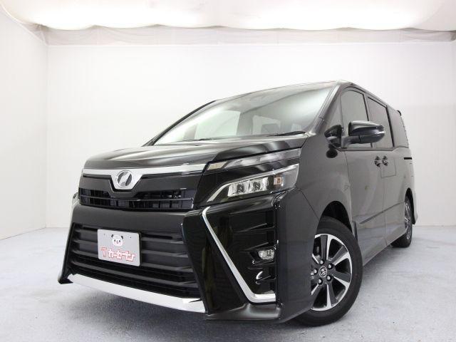 トヨタ ZS 登録済未使用車 両側電動 LED セーフティセンス