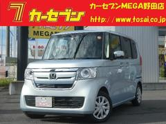 N BOXG・EXホンダセンシング 届出済み未使用車 両側自動ドア