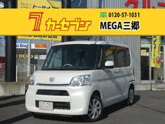 タントX SA 当社買取1オーナー地デジメモリナビ天井モニタBカメ