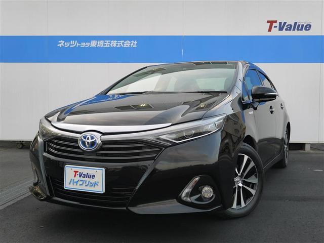 トヨタ S Cパッケージ 当社元社用車 メモリーナビ