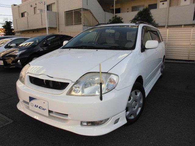 トヨタ 1.5X Gエディション フルエアロ ETC