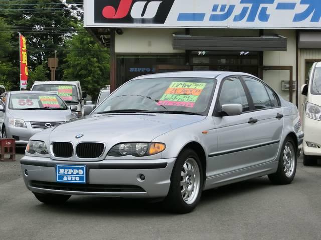 BMW 318i 純正アルミ DVDナビ 6連CDチェンジャー