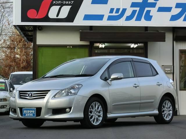 トヨタ ブレイド G 純正HDDナビ フルセグ バックカメラ ハーフレザー