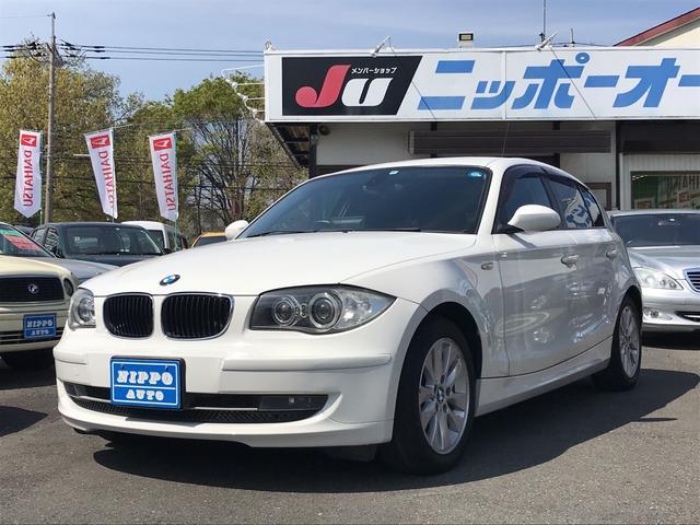 BMW 116i ワンオーナー ディーラー記録簿有 ルーフボックス付