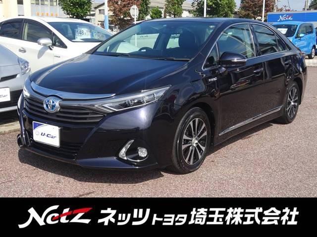 トヨタ G ヴィオラ 当社 試乗車 SDナビバックモニター