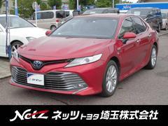 カムリG 当社 試乗車 SDナビ バックモニター