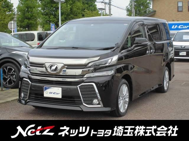 トヨタ 2.5Z Aエディション 4WD 9インチSDナビ ETC