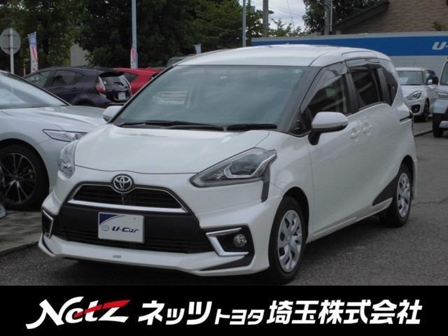 トヨタ シエンタ G 両側電動ドア SDナビ バックモニター