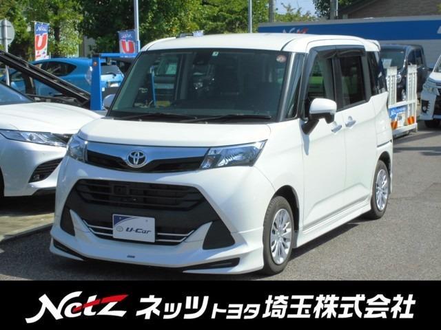 トヨタ タンク G-T 当社試乗車 両側電動ドア SDナビ Bモニタ-