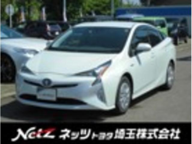 トヨタ Sセーフティプラス SDナビ バックモニター