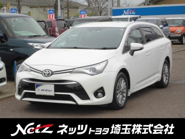 トヨタ アベンシスワゴン Xi SDナビ フルセグTV バックモニター ETC