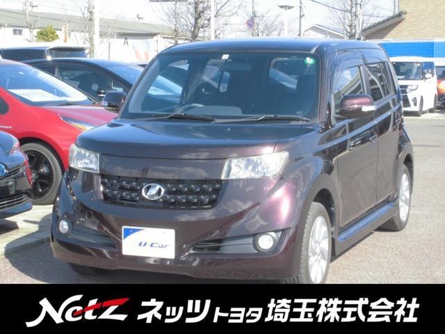 トヨタ S エアロパッケージ SDナビバックモニター