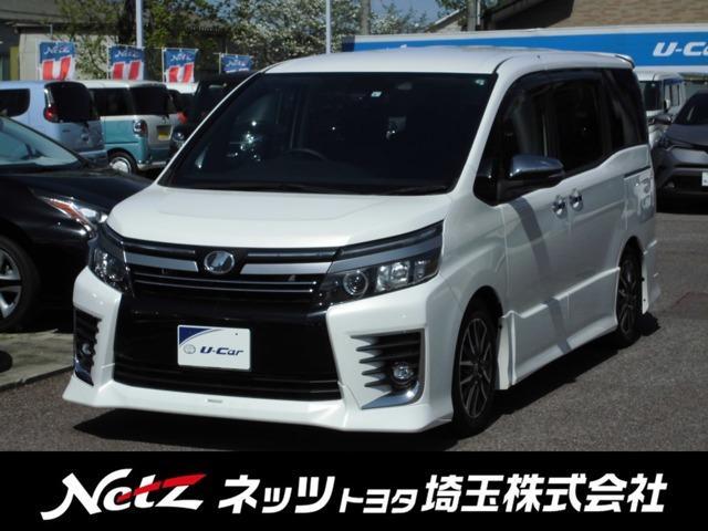 トヨタ ZS 煌II BIG-X11インチナビ ローダウン TSS