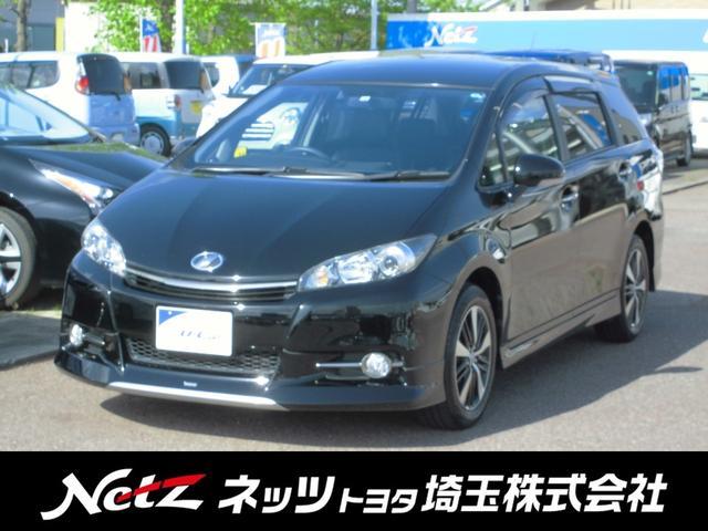 トヨタ 1.8Sモノトーン SDナビ バックモニター HIDライト