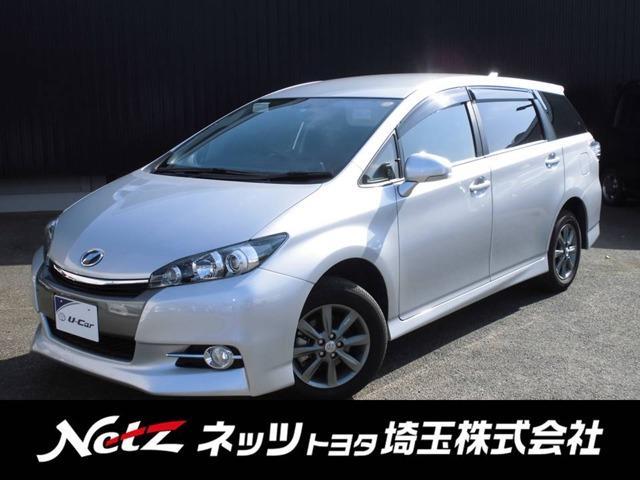 トヨタ 1.8S 4WD 純正SDナビ
