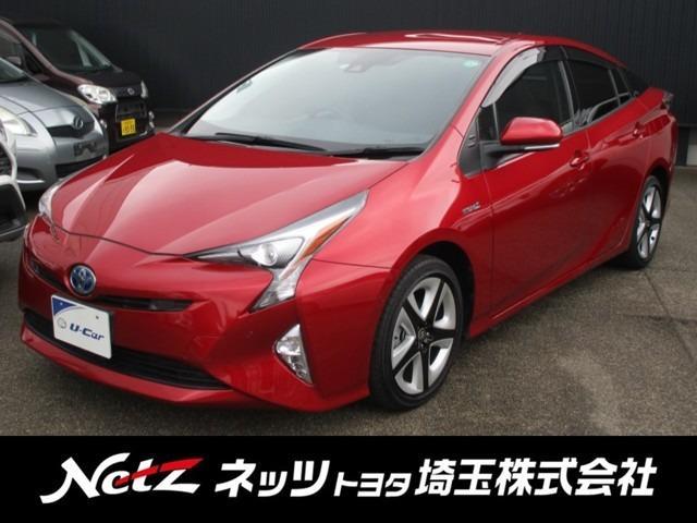 トヨタ Aツーリングセレクション 純正SDナビ・バックカメラ