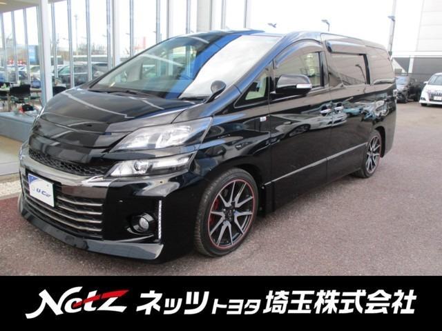 トヨタ 2.4Z G's 純正HDDナビ・後席モニター・バックカメラ