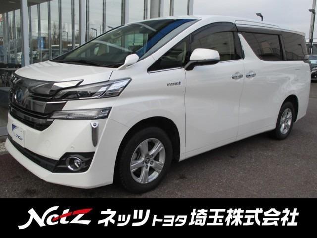 トヨタ X 4WD 純正SDナビ・後席モニター・バックカメラ