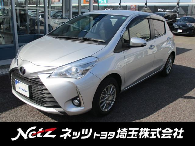 トヨタ F セーフティーエディションIII バックカメラ