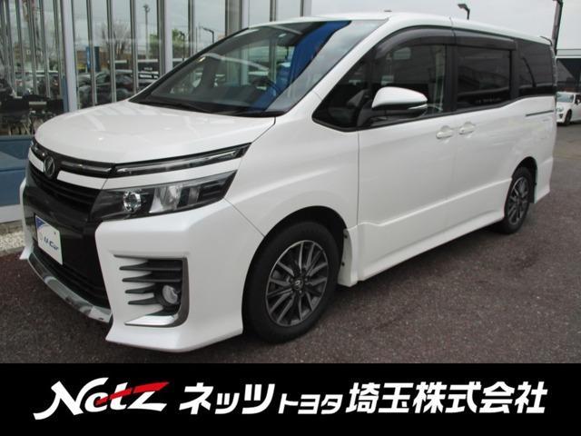 トヨタ ZS 純正SDナビ・後席モニター・バックカメラ