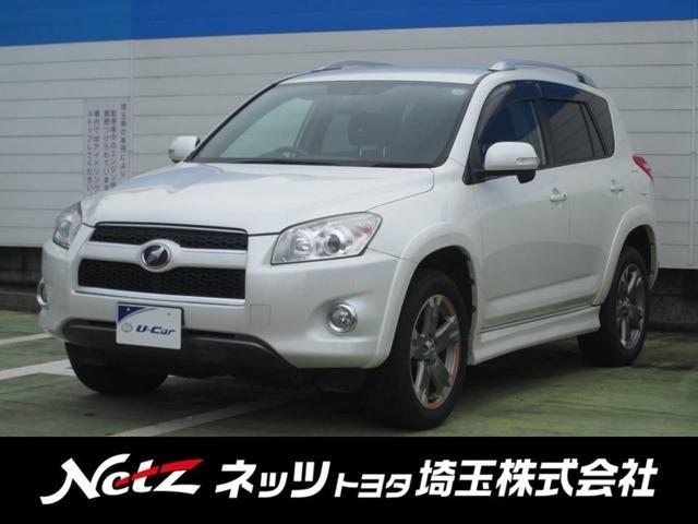 トヨタ スポーツ 4WD HDDナビ フルセグTV ETC