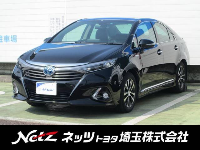 トヨタ G Aパッケージ SDナビ フルセグTV 当社元社用車