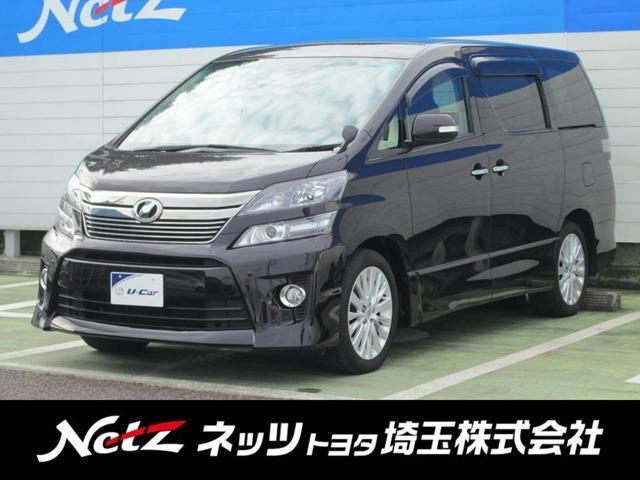 トヨタ 2.4Z HDDナビ フルセグTV バックカメラ