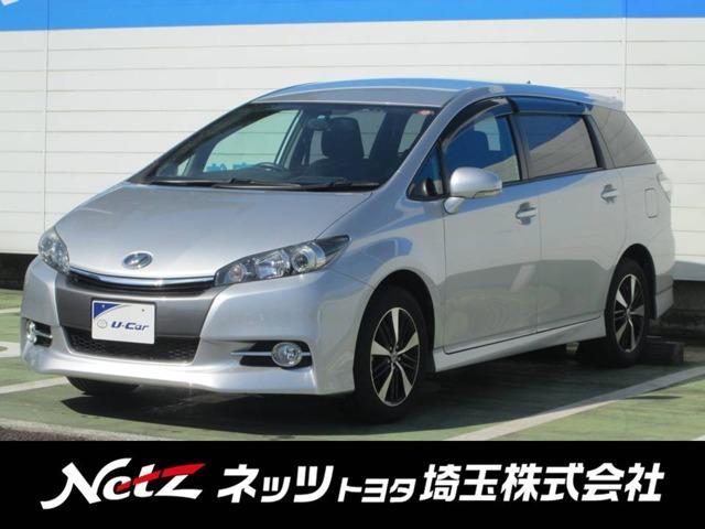 トヨタ 1.8S SDナビ トヨタロングラン保証