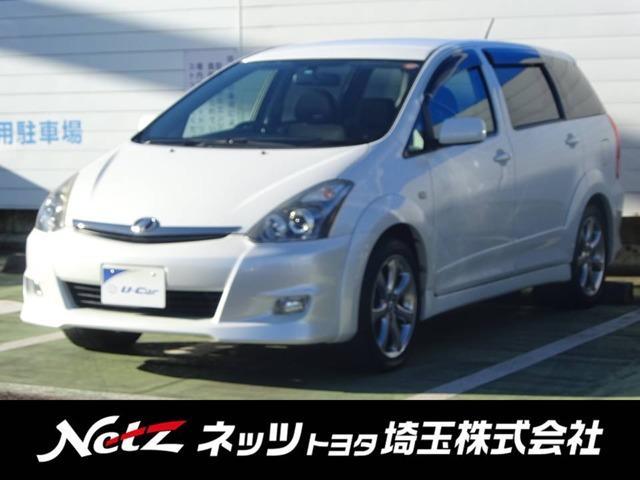 トヨタ Z HDDナビ フルセグTV ETC 純正AW