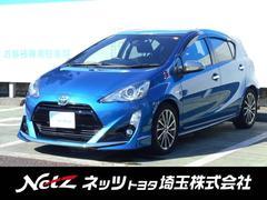 アクアG SDナビ ETC トヨタセーフティセンス