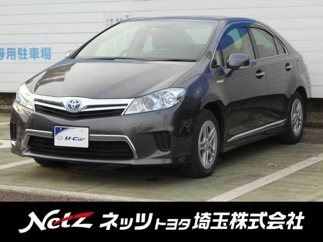 トヨタ S HDDナビ フルセグTV ETC ムーンルーフ
