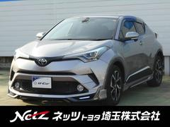 C−HRG−T 4WD SDナビ トヨタセーフティセンス