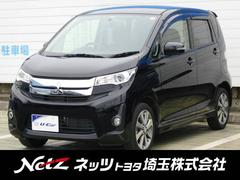 eKカスタムT SDナビ ワンセグTV 軽自動車