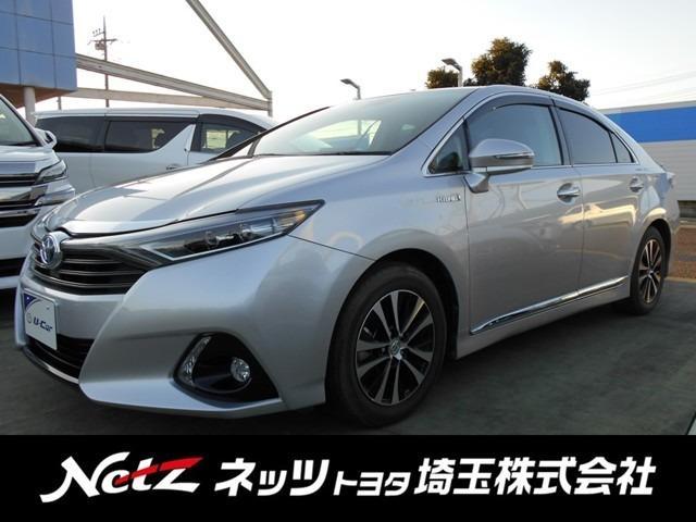 トヨタ G メモリーナビ 電動シート