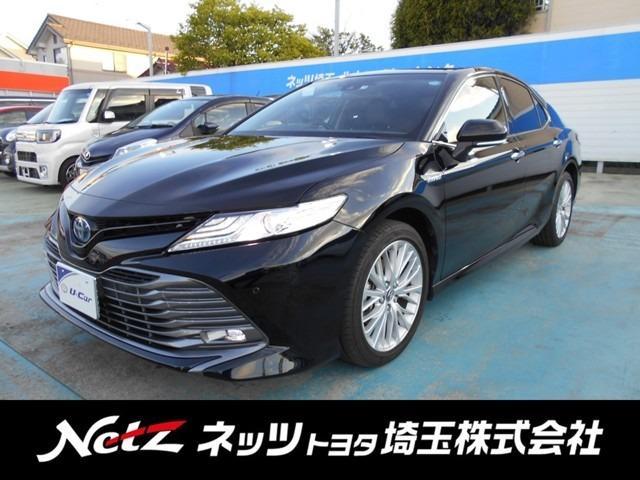 トヨタ Gレザーパッケージ 元当社社用車