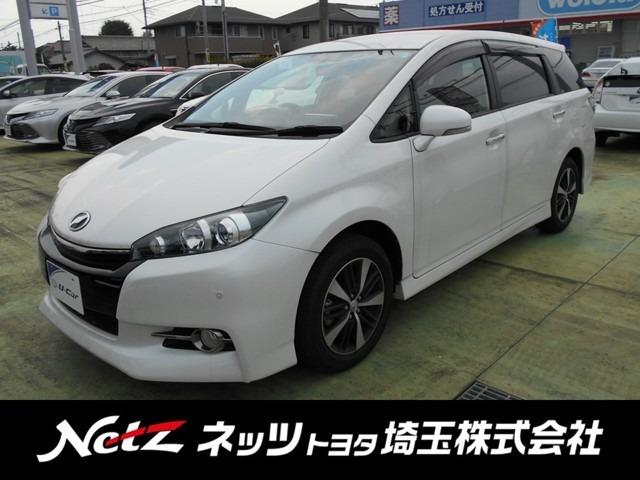 トヨタ 1.8Sモノトーン メモリーナビ ETC2.0