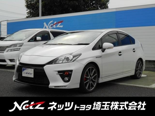 トヨタ Sツーリングセレクション・G's メモリーナビ・後席モニター