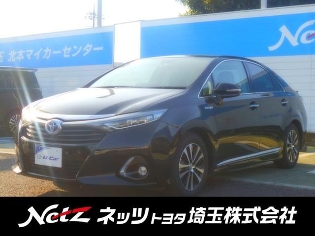 トヨタ G メモリーナビ・フルセグ・クルコン・ETC
