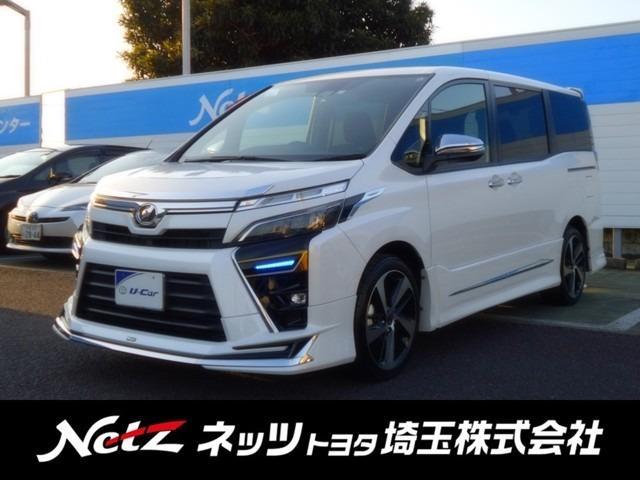 トヨタ ZS 煌 元当社社用車・衝突被害軽減ブレーキ