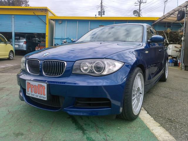 BMW 130i Mスポーツ 6速MT ブレーキシステム 18インチ